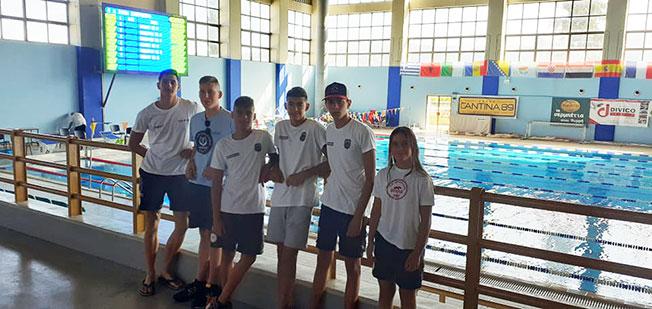 Συμμετοχή του ΝΟΑ  στο Πανελλήνιο Πρωτάθλημα Κατηγοριών