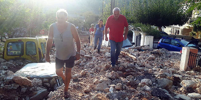 Εγκληματικές ευθύνες κυβερνήσεων και τοπικών αρχών για τις πλημμύρες