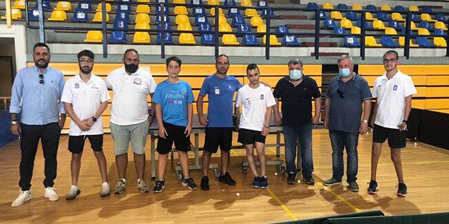 Ολοκληρώθηκε επιτυχώς το 10ήμερο προπονητικό καμπ της εθνικής ομάδας ατόμων με αναπηρίες στην Κεφαλονιά