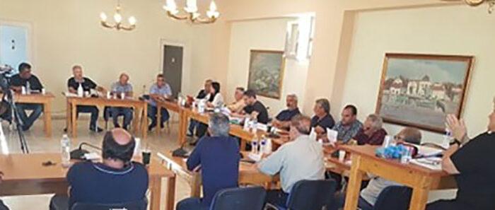 Η συζήτηση για αποχώρηση του Δήμου Ληξουρίου από όλα τα Νομικά  πρόσωπα του πρώην  Δήμου Κεφαλονιάς.