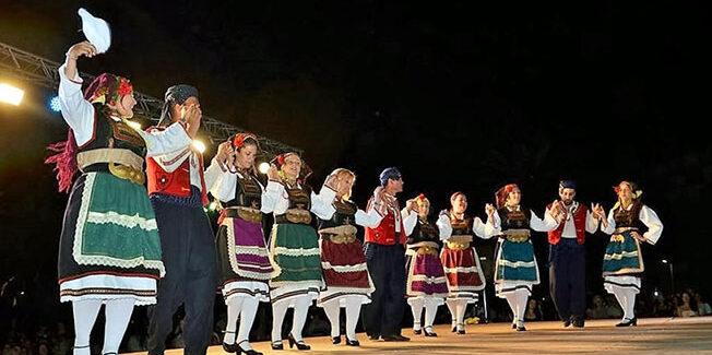 """Λαογραφικός Χορευτικός Όμιλος Κεφαλονιάς """"Κεφαλλήνες"""""""