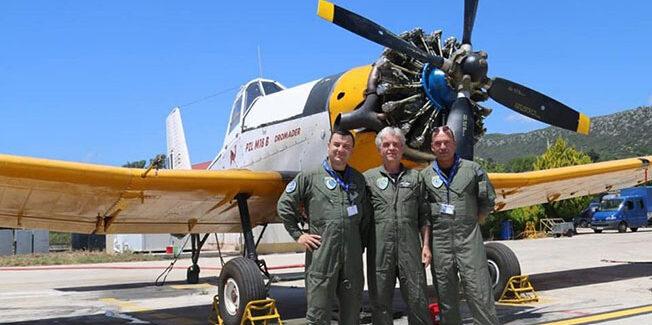 Ένα μεγάλο ευχαριστώ στους πιλότους των Πεζετελ,….