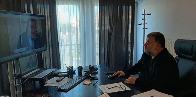 Συμμετοχή του Δήμαρχου Αργοστολίου στην 5η υβριδική Συνεδριακή Διάσκεψη της ΚΕΔΕ