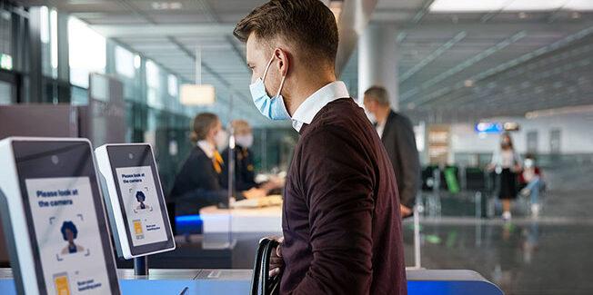"""Ο όμιλος της LUFTHANSA είναι ο πρώτος που θα χρησιμοποιήσει την πλατφόρμα """"Star Alliance Biometrics"""""""