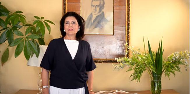 Ρόδη Κράτσα-Τσαγκαροπούλου: Γινόμαστε όλοι μια γροθιά απέναντι στα δύσκολα.