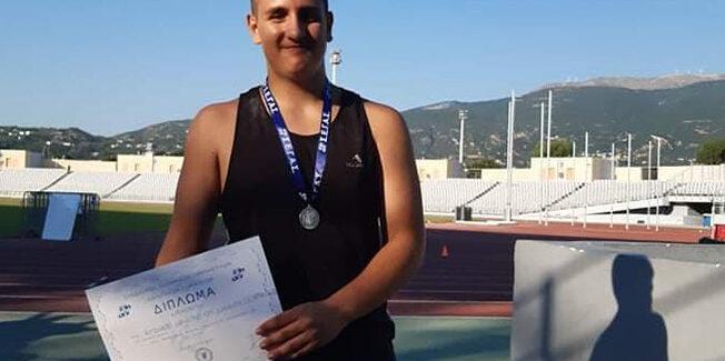Ξεκίνημα για τον Δημήτρη Αντωνάτο στο 6ο Κύπελλο Ρίψεων, στην Θεσσαλονίκη
