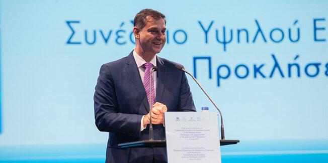 Η Ελλάδα Πρόεδρος της Επιτροπής του Παγκόσμιου Οργανισμού Τουρισμού (UNWTO)
