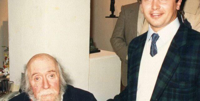 MNHMH ΤΟΥ ΚΟΡΥΦΑΙΟΥ ΕΙΚΑΣΤΙΚΟΥ ΓΙΑΝΝΗ ΤΣΑΡΟΥΧΗ (1910-1989)