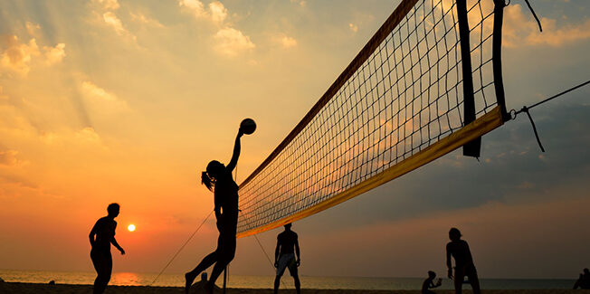 Με επιτυχία πραγματοποιήθηκε το 1ο τουρνουά beach volley γυναικών στο Ληξούρι