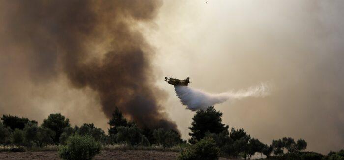 Οι πυρκαγιές της Κεφαλονιάς στο Σαββατοκύριακο με τον Μάνεση!