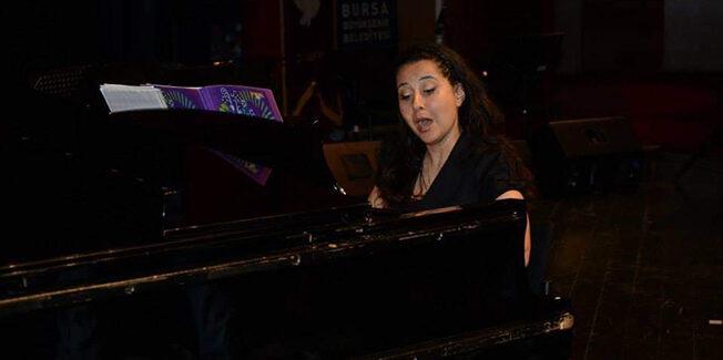 Μουσική βραδιά με την Ελευθερία Μεταξά στο Άλσος Κουτάβου