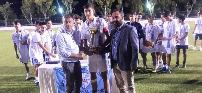 Περιφέρεια: Με επιτυχία διεξήχθη το Τουρνουά Ποδοσφαίρου Ιονίων  Νήσων στην Κεφαλονιά