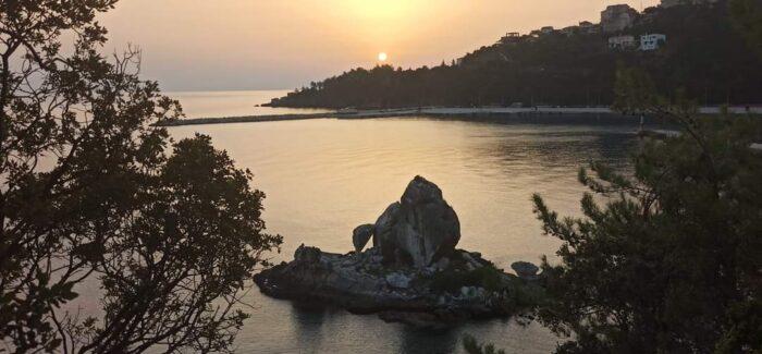 Η Ανατολή του Ήλιου του Πόρου στον ΣΚΑΙ από την Ιωάννα Τσικουδή!