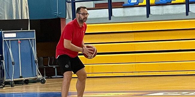 Coach Κωστίδης Πέτρος  Α.Σ. ΚΕΦΑΛΛΗΝΙΑΚΟΣ