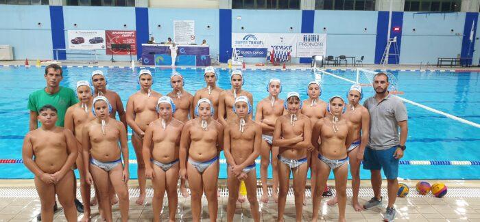 Ο ΝΟΑ στο πανελλήνιο πρωτάθλημα υδατοσφαίρισης στην Πάτρα