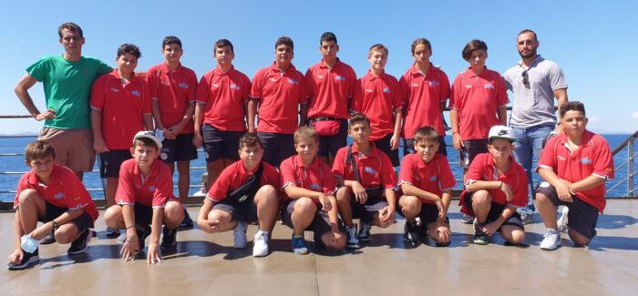 Αναχώρησε για την Πάτρα η ομάδα Polo του Ναυτικού Ομίλου Αργοστολίου