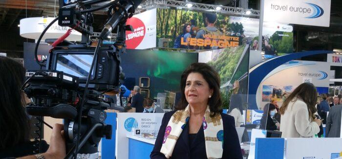 Περιφερειάρχης: «Ξεχωριστή η θέση των Ιονίων Νήσων στην  Παγκόσμια Έκθεση Τουρισμού στο Παρίσι (Top Resa)»